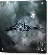 Vulcan Storm Acrylic Print