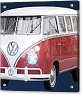 Vw Bus Acrylic Print