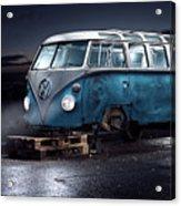 Vw Kleinbus Acrylic Print