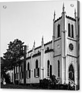 Waddell Memorial Church Founded 1874 Acrylic Print