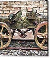Wagon's Roll Acrylic Print