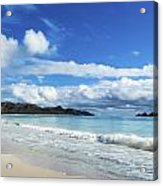 Waimanalo And Bellows Beach 1 Acrylic Print