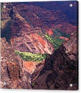 Waimea Canyon 3 Acrylic Print