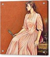 Waiting @ Ariesartist.com Acrylic Print