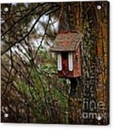 Waiting For Future Occupants  Acrylic Print