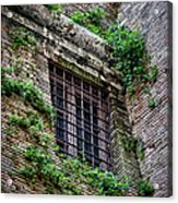 Waiting In Line For The Dome Acrylic Print