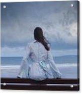 Waiting In The Wind Acrylic Print by Joana Kruse
