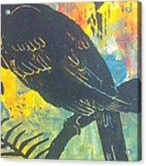 In Paradise Acrylic Print