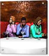 Waiting To Exhale Acrylic Print