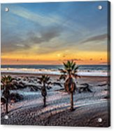 Wake Up For Sunrise In California Acrylic Print