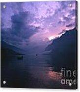 Walensee Acrylic Print