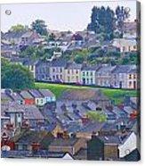 Wales Panorama Acrylic Print