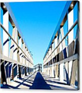 Walk Away Acrylic Print