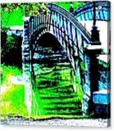 Walk In The Park Acrylic Print