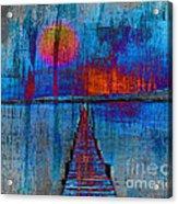 Walk On Water 03 Acrylic Print