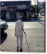 Walk This Way Acrylic Print