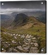 Walk To Hay Stacks Lake District Acrylic Print