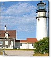 Walk To The Lighthouse Acrylic Print