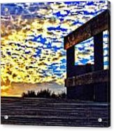 Walkway To Heaven Acrylic Print
