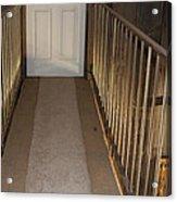 Walkway Upstairs Acrylic Print