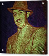Walt Disney Acrylic Print