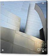 Walt Disney Concert Hall 1 Acrylic Print