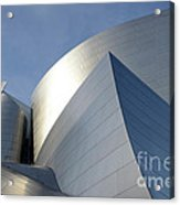 Walt Disney Concert Hall 14 Acrylic Print