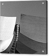 Walt Disney Concert Hall, Los Angeles Acrylic Print
