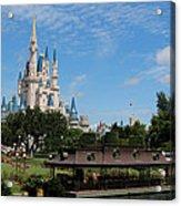 Walt Disney World Orlando Acrylic Print