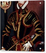 Walter Devereux (1541-1576) Acrylic Print