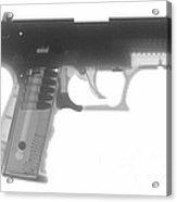 Walther P22 Acrylic Print