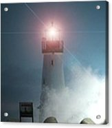 Walton Lighthouse Acrylic Print