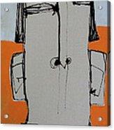 Wanderer No. 14 Acrylic Print by Mark M  Mellon