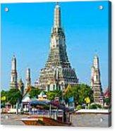 War Arun - Bangkok Acrylic Print