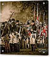 War Of 1812 Acrylic Print