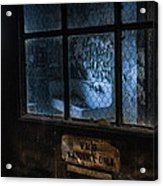 Ward Personnel Only Acrylic Print by Gary Heller