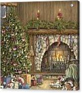 Warm Christmas Acrylic Print