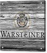 Warsteiner Acrylic Print