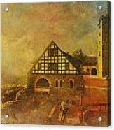 Wartburg Castle Acrylic Print