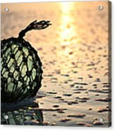 Washed Up Acrylic Print by JC Findley