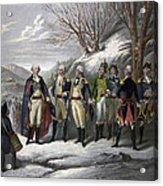 Washington & Generals Acrylic Print