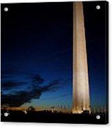 Washington Acrylic Print