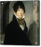 Washington Allston (1779-1843) Acrylic Print