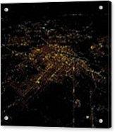 Washington Dc At Night II Acrylic Print