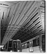 Washington Dc Metro Acrylic Print