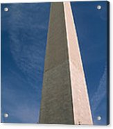 Washington Dc Washington Monument  Acrylic Print