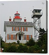 Washington Light House Acrylic Print
