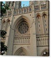 Washington National Cathedral Acrylic Print