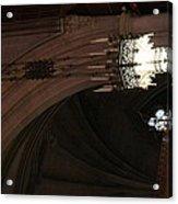 Washington National Cathedral - Washington Dc - 0113103 Acrylic Print by DC Photographer
