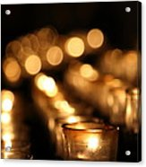 Washington National Cathedral - Washington Dc - 011317 Acrylic Print by DC Photographer